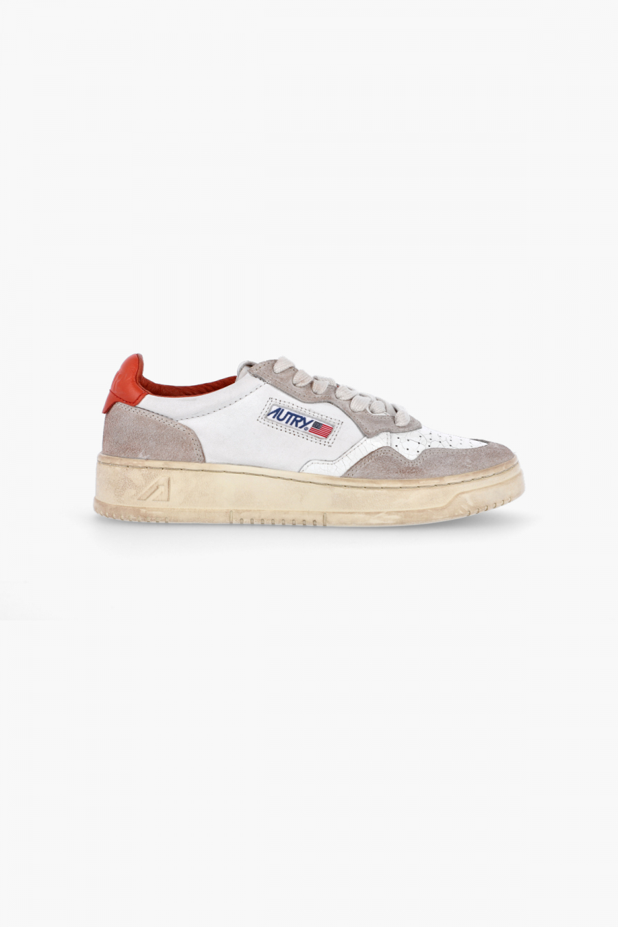 LOW SNEAKERS AUTRY MUJER