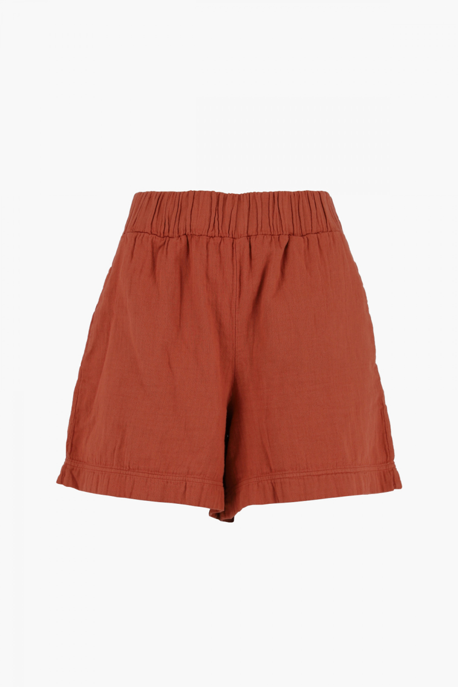 GILMA ORG COTTON SHORTS