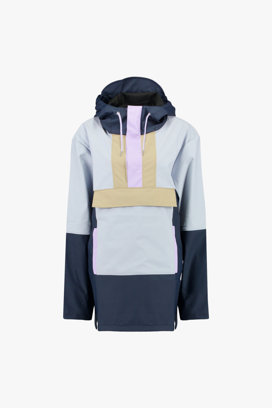 COLOR BLOCK ANORAK