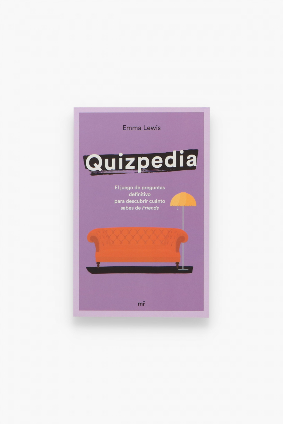 LIBRO FRIENDS QUIZPEDIA
