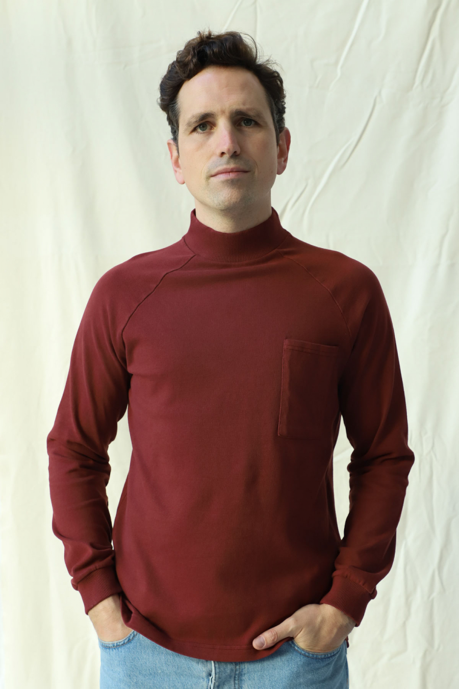 LONG SLEEVE T-SHIRT ANDORRA