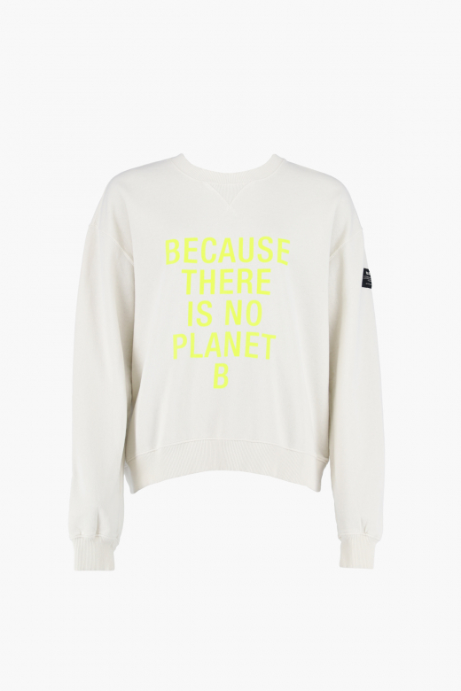 BECAUSALF SWEATSHIRT WOMAN