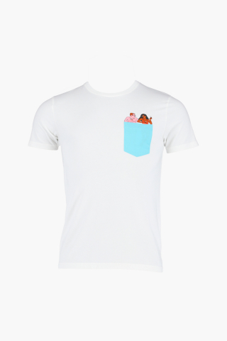 CAMISETA MANGA CORTA COCKTAIL