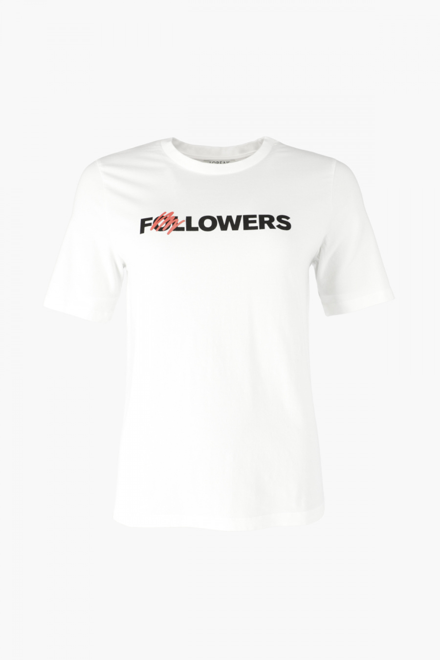 CAMISETA FOLLOWERS W WHITE
